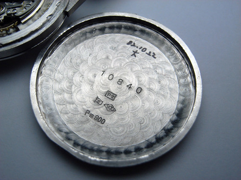 Platinum cases were manufactured in Japan for a number of models during that period.